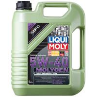 Синтетическое моторное масло - Molygen New Generation 5W-40 5л. Акция! 5 л. по цене 4-х!